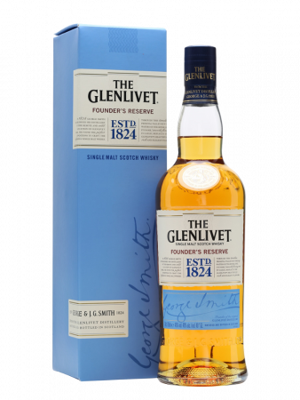 The Glenlivet Founders Reserve - Glenlivet Distillery - Whisky Scozia