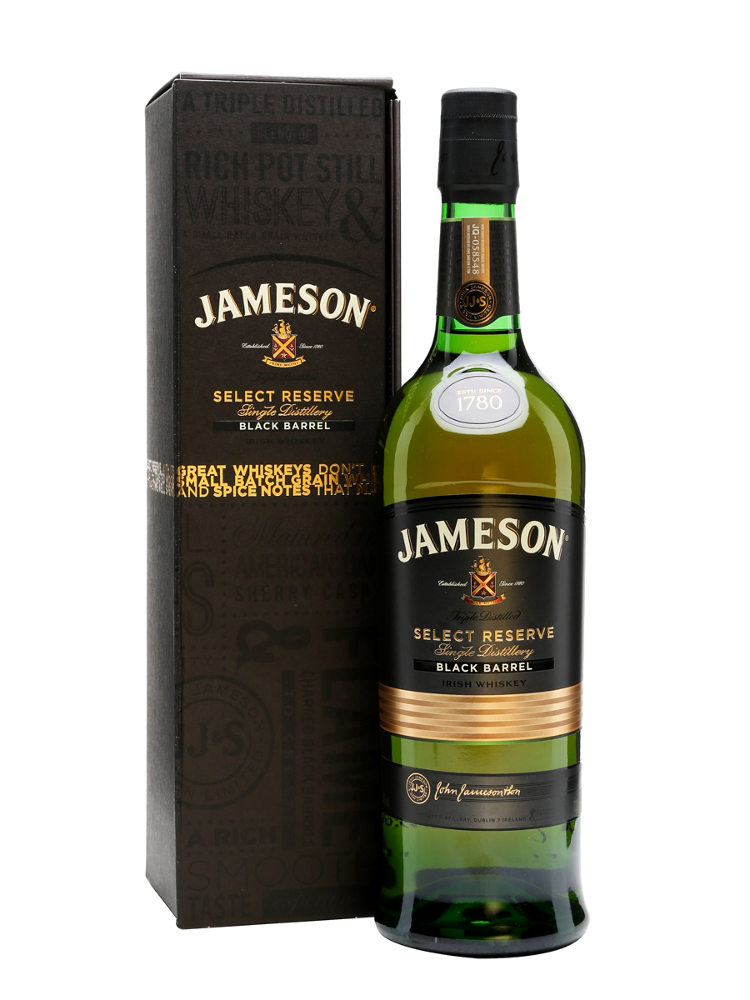 Jameson Select Reserve - Irish Distillers - Whisky Irlanda