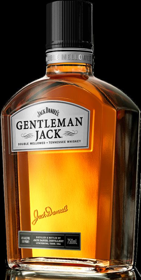 Jack Daniels Gentleman Jack - Jack Daniels Distillery - Whisky Stati Uniti