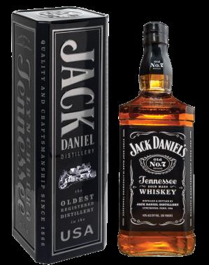 Jack Daniels n7 1lt - Jack Daniels Distillery - Whisky Stati Uniti
