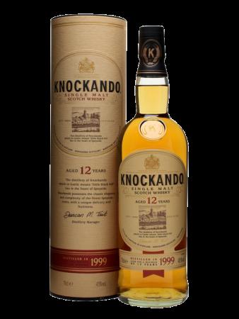 Knockando 12y - Knockando Distillery - Whisky Scozia