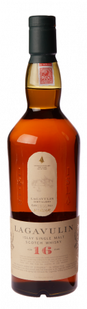 Lagavulin 16y - Lagavulin Distillery - Whisky Scozia
