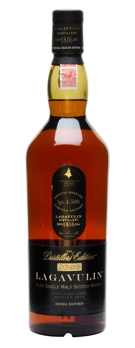 Lagavulin Distiller Edition 1996 - Lagavulin Distillery - Whisky Scozia