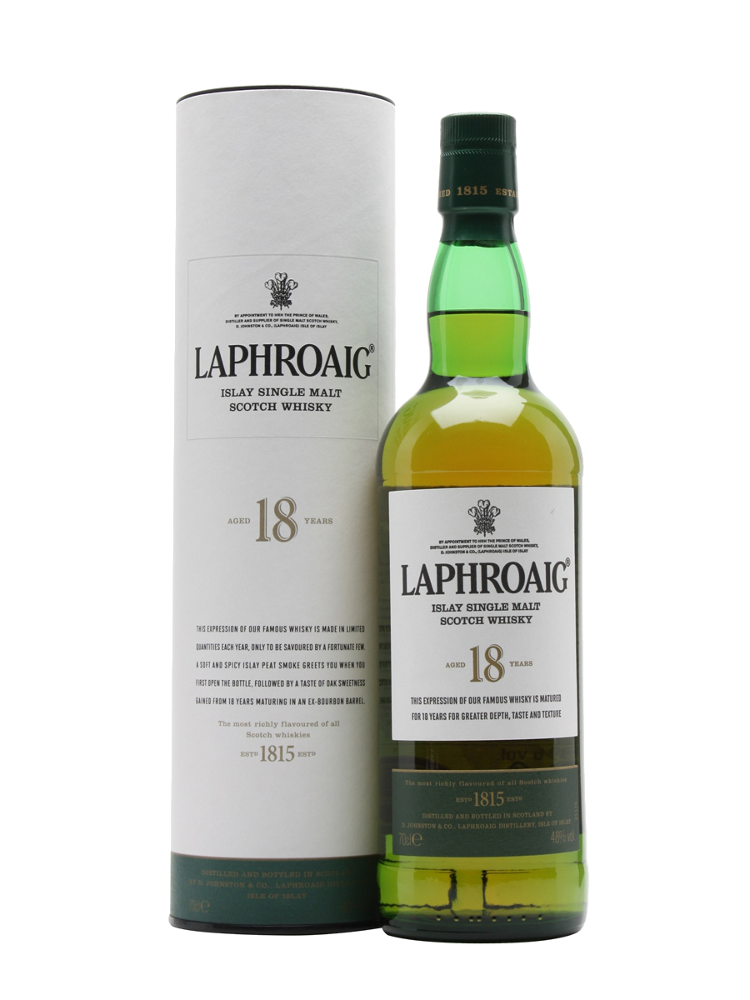 Laphroaig 10y - D Johnston & Company (Laphroaig) Ltd Distillery - Whisky Scozia