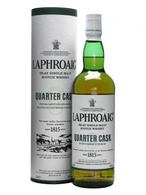 Laphroaig Quarter Cask - D Johnston & Company (Laphroaig) Ltd Distillery - Whisky Scozia