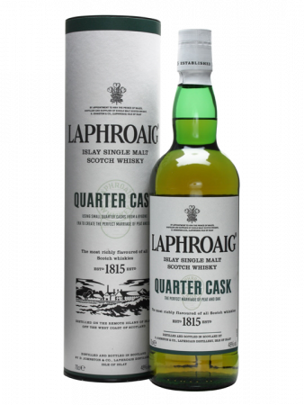 Laphroaig Quarter Cask - D Johnston & Company (Laphroaig) Ltd Distillery - Whisky Scozia
