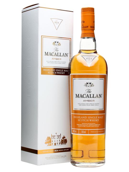 Macallan Amber - Macallan Distillery - Whisky Scozia