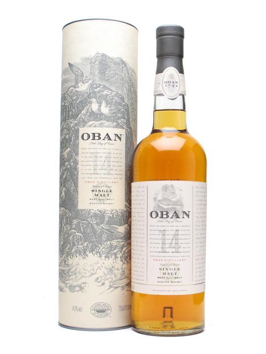 Oban 14y - Oban Distillery - Whisky Scozia