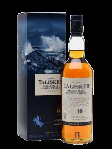 Talisker 10y - Talisker Distillery - Whisky Scozia