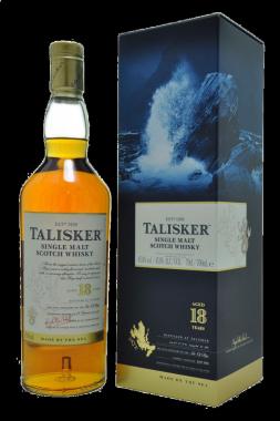 Talisker 18y - Talisker Distillery - Whisky Scozia