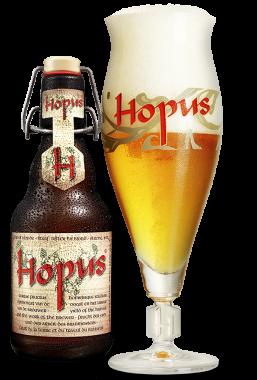 Hopus cl33 - Brasserie Lefebvre - Birra Belgio
