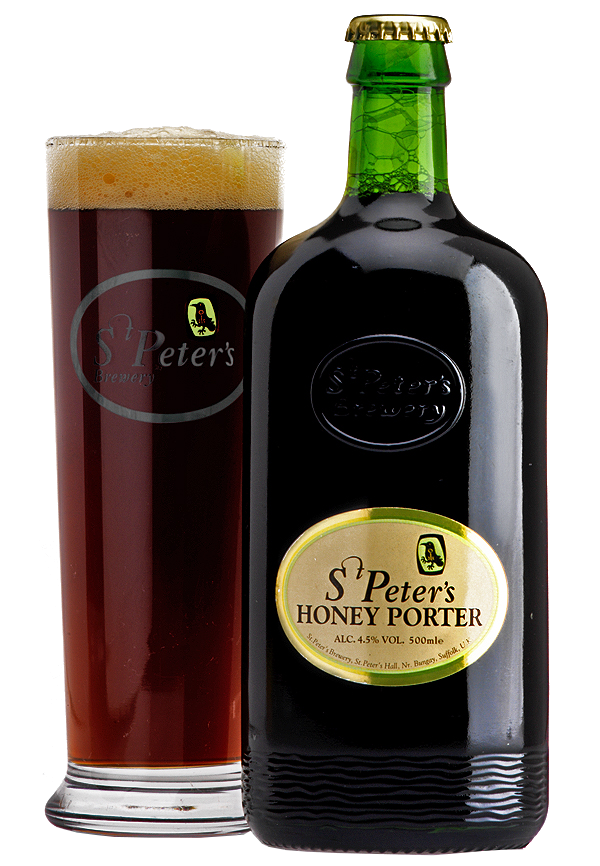 St. Peters Honey Porter cl50 - St. Peters Brewery - Birra Regno Unito