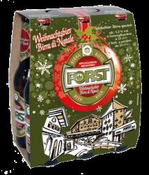 Confezione Forst di Natale - Forst - Birra Italia