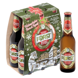 Birra Forst di Natale 6x33cl - Forst - Birra Italia