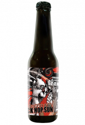 Blackhopsun cl33 - Birrificio della Granda - Birra Italia