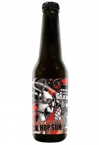 Blackhopsun cl75 - Birrificio della Granda - Birra Italia