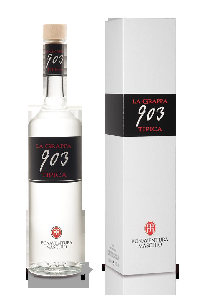 Grappa Maschio Gaiarine 903 Tipica 70cl - Distilleria Bonaventura Maschio - Grappa Italia