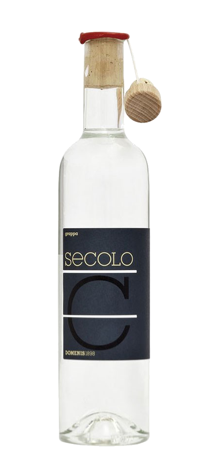 Grappa Storica Secolo 50cl - Distilleria Domenis - Grappa Italia