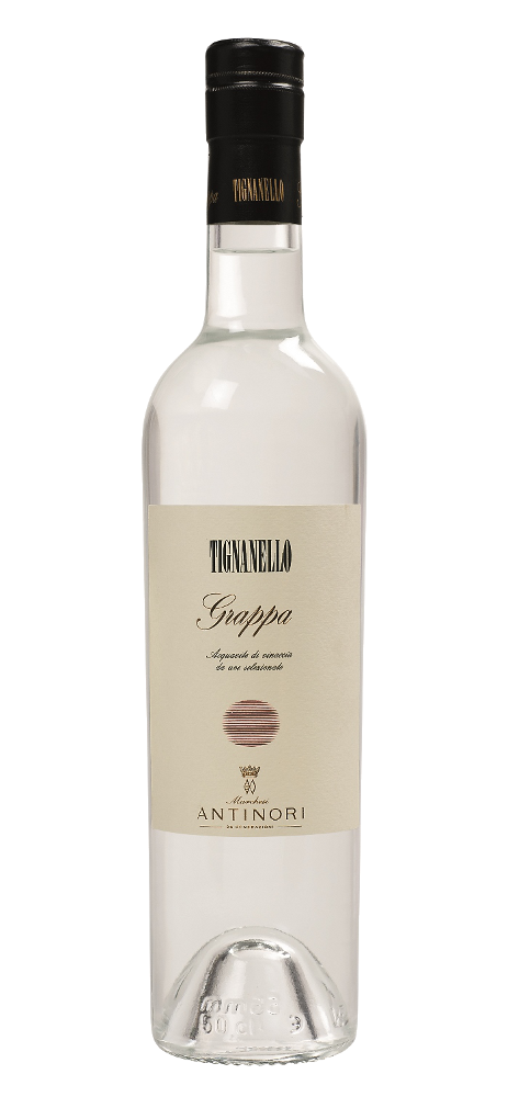 Grappa Antinori Tignanello 50cl -  - Grappa Italia