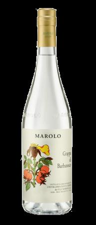 Grappa Marolo Barbaresco barrique 70cl - Distilleria Marolo - Grappa Italia