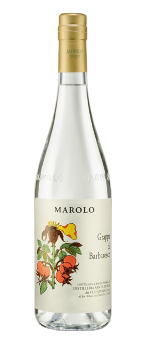 Grappa Marolo Barbaresco barrique 70cl - Distilleria Marolo - Grappa Italia