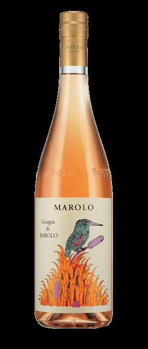 Grappa Marolo Barolo 70cl - Distilleria Marolo - Grappa Italia