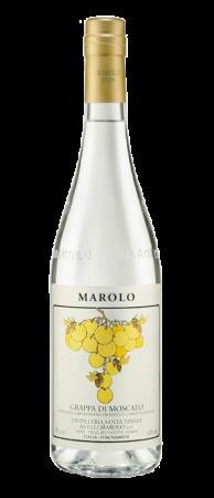Grappa Marolo Moscato 70cl - Distilleria Marolo - Grappa Italia
