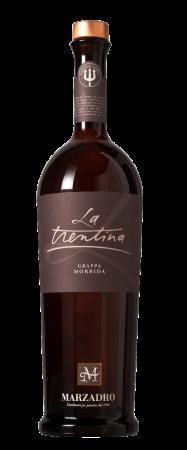 Grappa Marzadro La Trentina Barrique 70cl - Distilleria Marzadro - Grappa Italia