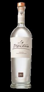 Grappa Marzadro La Trentina Bianca 70cl - Distilleria Marzadro - Grappa Italia