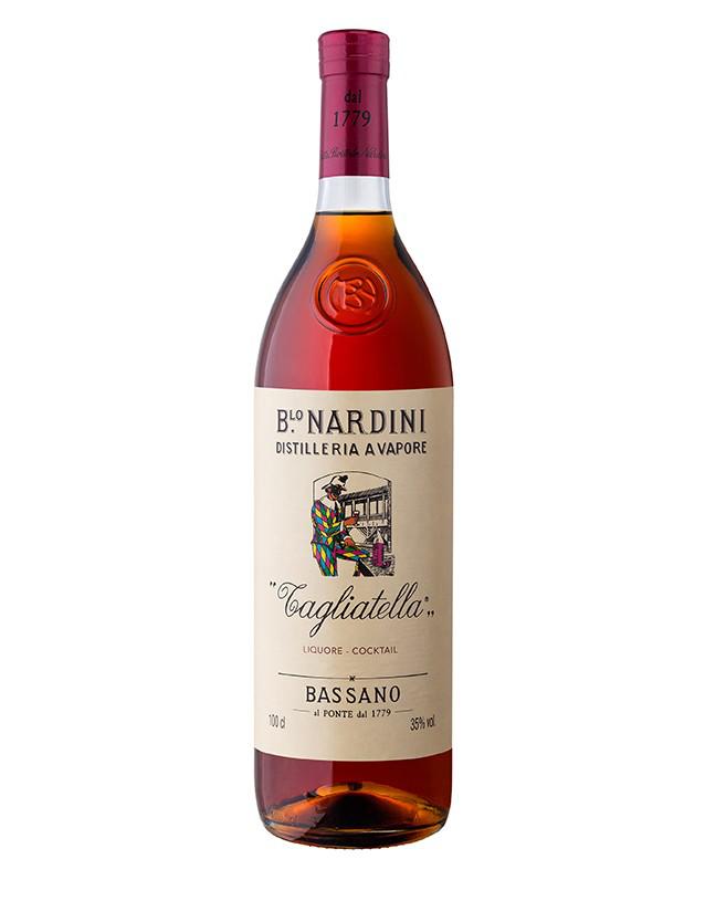 Grappa Nardini Tagliatella 1lt - Distilleria Bortolo Nardini - Grappa Italia