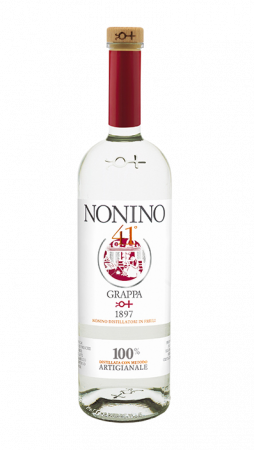 Grappa Nonino Bianca 70cl - Distilleria Nonino - Grappa Italia