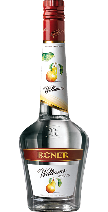 Grappa Roner Williams 70cl - Distilleria Roner - Grappa Italia