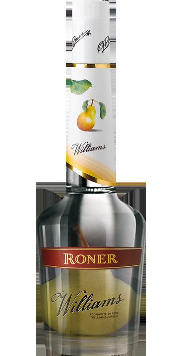 Grappa Roner Williams con Pera 70cl - Distilleria Roner - Grappa Italia