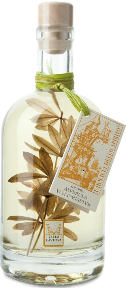 Grappa all'Asperula 70cl - Villa Laviosa - Grappa Italia