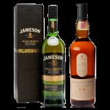 Pacchetto Whisky Scozia + Irlanda -  -