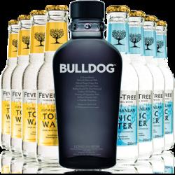Gin Bulldog + Tonica Fever Tree - Bulldog Gin Company - Gin Regno Unito