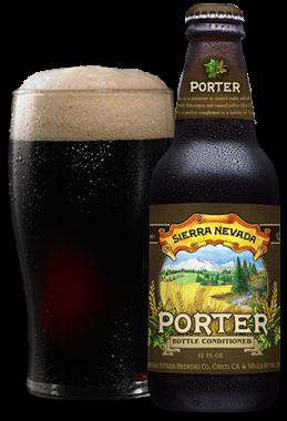 Sierra Nevada Porter cl35 - Sierra Nevada - Birra America