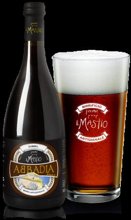Abbadia Bruna cl33 - Birrificio Il Mastio - Birra Italia