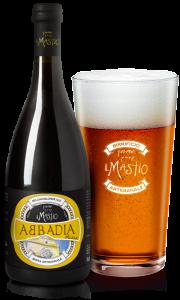 Abbadia Chiara cl33 - Birrificio Il Mastio - Birra Italia