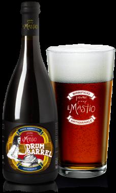 Drum Barrel cl33 - Birrificio Il Mastio - Birra Italia