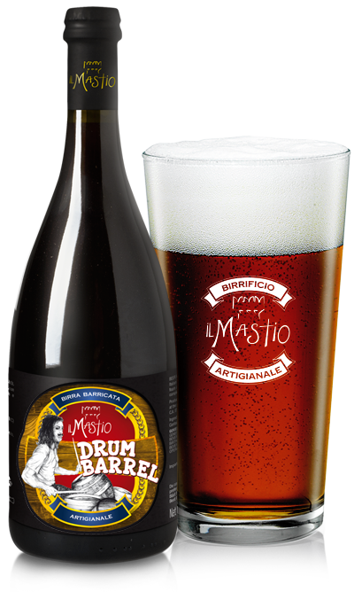 Drum Barrel cl33 - Birrificio Il Mastio - Birra Italia