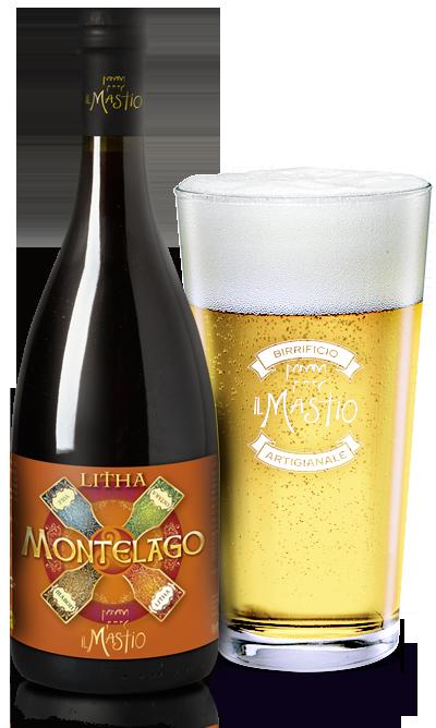 Lithia cl33 - Birrificio Il Mastio - Birra Italia