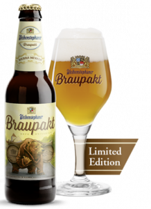 Braupakt cl33 - Weihenstephan - Birra Germania