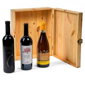 Cesta Natalizia : 155 Vini Toscana -  -