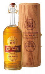 Due Barili 70cl - Distilleria Poli - Grappa Italia