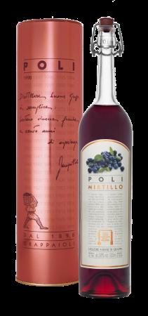 Grappa al Mirtillo 50cl - Distilleria Poli - Grappa Italia