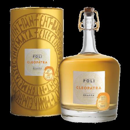 Cleopatra Moscato Oro 70cl - Distilleria Poli - Grappa Italia