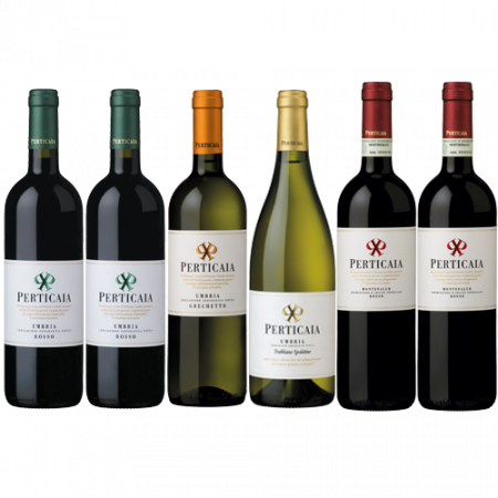 Offerta Vini Umbria Cantina Perticaia - Azienda Agricola Perticaia - Vino Umbria