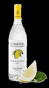 Grappa Nardini Acqua di Cedro 1lt - Distilleria Bortolo Nardini - Grappa Italia