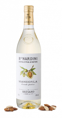 Grappa Nardini alla Mandorla 1lt - Distilleria Bortolo Nardini - Grappa Italia
